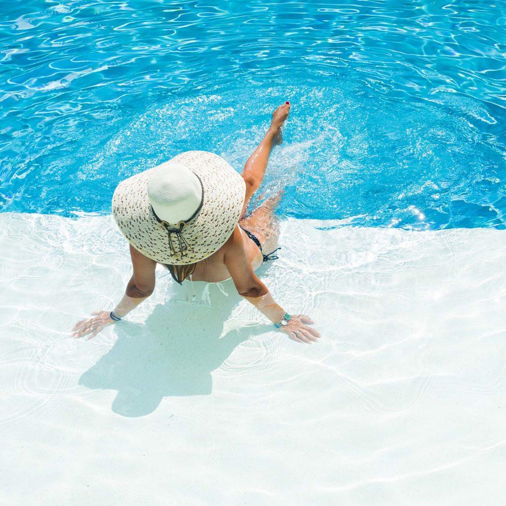 piscine qualità